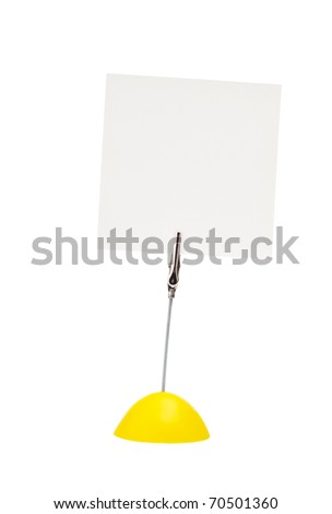 Memo Holder Stock Images RoyaltyFree Images  Vectors  Shutterstock