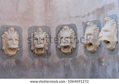 stock-photo-memorial-fountain-with-weath