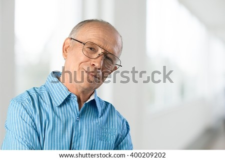 Men. - stock photo