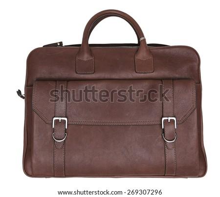 men accessory bag - stock photo