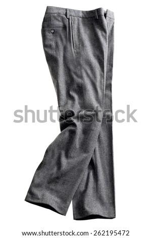 Men's Casual Pants - stock photo