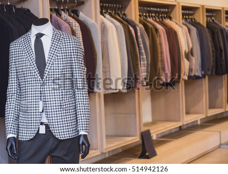 Expensive men's clothing stores