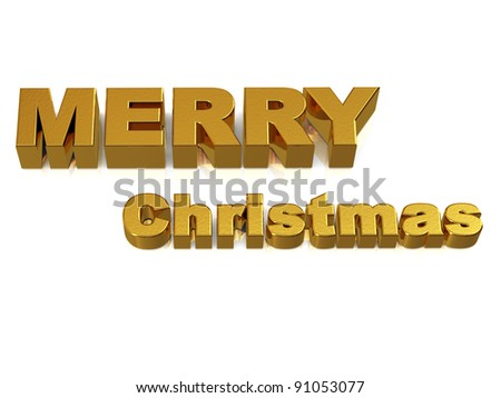 merry christmas abstract concept background