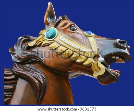 merry go round horse template - marry go round horse stock photos royalty free images