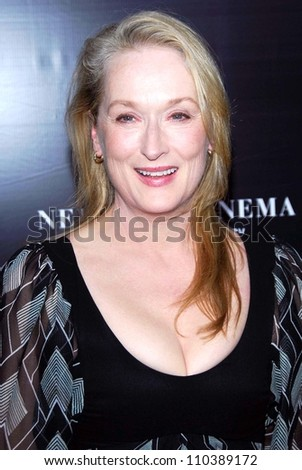 "Meryl Streep at the Los Angeles premiere of ""Rendition"". Academy of Motion Picture Arts And Sciences, Beverly Hills, CA. 10-10-07"