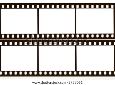 Message Bord of Film-D - stock photo