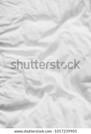white bed sheets background. Messy White Bed Sheets Background D
