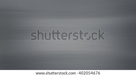 Metal abstract background with brushed texture surface  - stock photo
