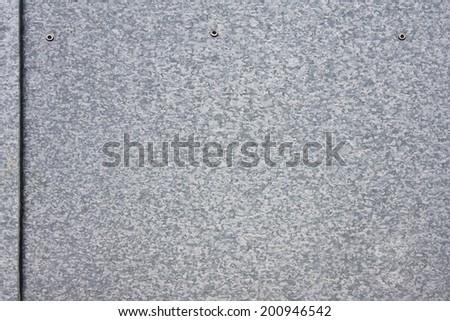 Metal aluminium / stainless steel texture - stock photo
