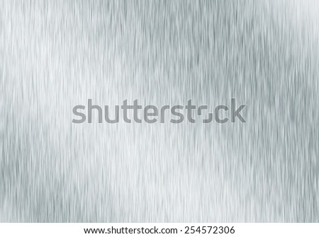 Metal background or texture with reflections - stock photo