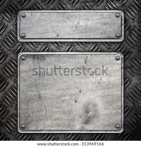 metal construction background(big template pack) - stock photo