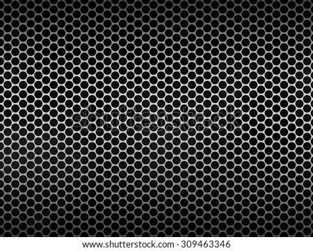Metal mesh silver texture background