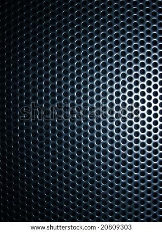 metal mesh texture - stock photo