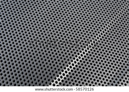 Metal net seamless texture background. - stock photo
