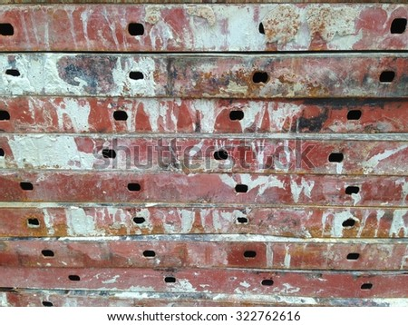Metal old background-texture - stock photo