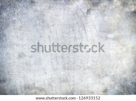 Metal plate steel background.Hi res. - stock photo