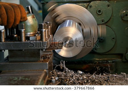 Metal Processing cutter, drill parts