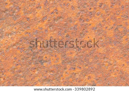 Metal rust Background - stock photo