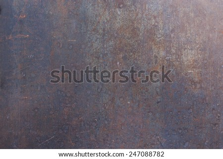 metal rusty corroded texture background - stock photo