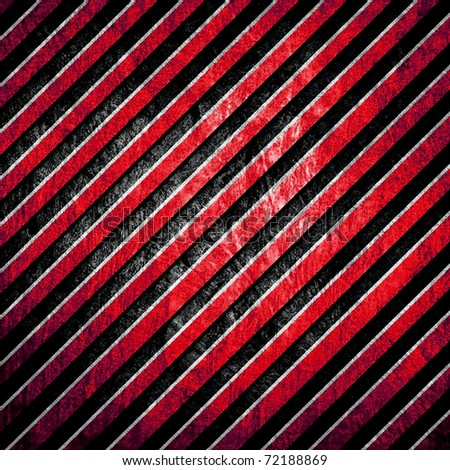 metal stripe background - stock photo