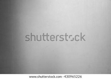metal texture - reflection shiny silver white gray grey  background - stock photo