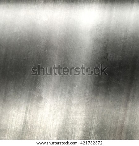 Metal texture.Silver metal texture.White Metal. Polished metal background. Silver metal plate. Iron metal texture. - stock photo