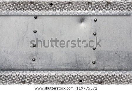 metallic background - stock photo