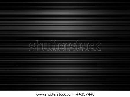 Metallic lines - stock photo