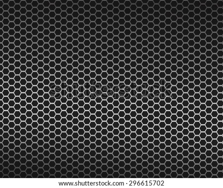 Metallic mesh metal texture background