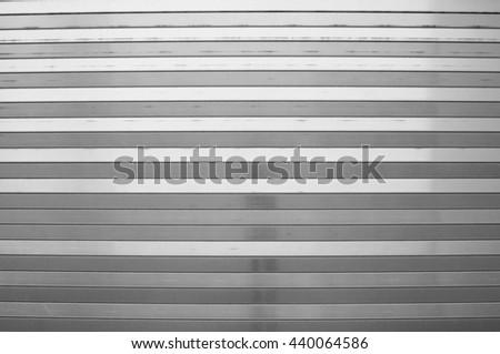 Metallic Surface - stock photo