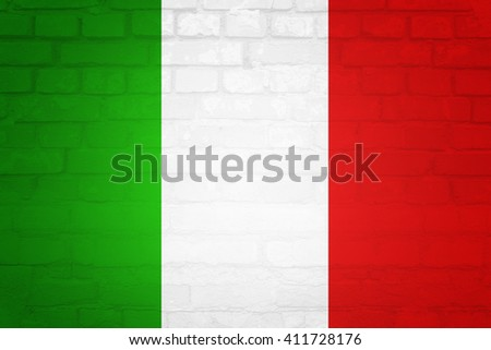 Mexican Flag Background - stock photo