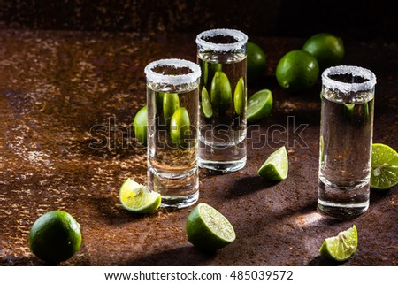 how to take a tequila shot with salt and lime