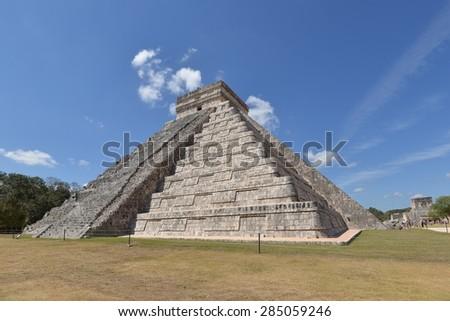 Mexico, Chichen Itza - stock photo