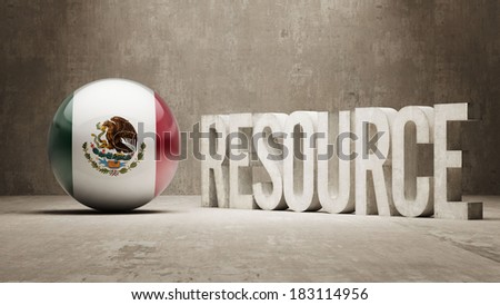 Mexico High Resolution Resource Concept