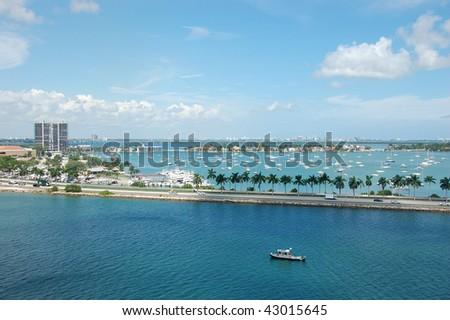 Miami - stock photo