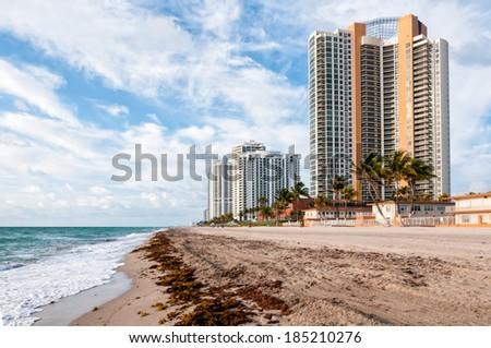 Miami beach, Florida - stock photo