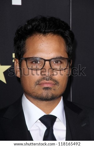 "Michael Pena at the ""End of Watch"" Los Angeles Premiere, Regal Cinemas, Los Angeles, CA 09-17-12"
