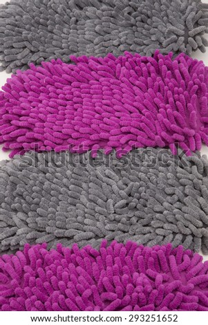 microfiber textile texture. Background for design - stock photo