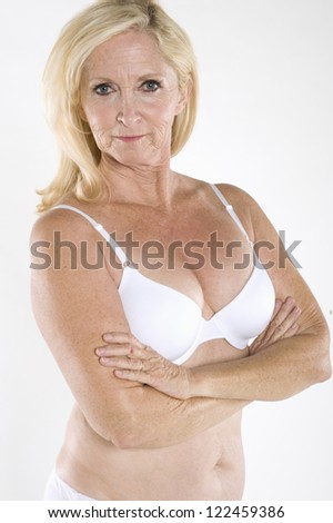 Busty aged ladies