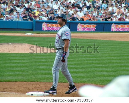 Mike Piazza - stock photo