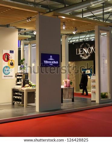 Milan Italy Jan 24 View Villeroy Stock Photo 126428825