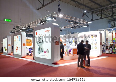 International Exhibition Stock Images Royalty Free