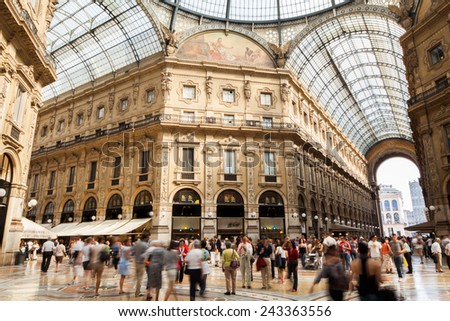 Milano - stock photo
