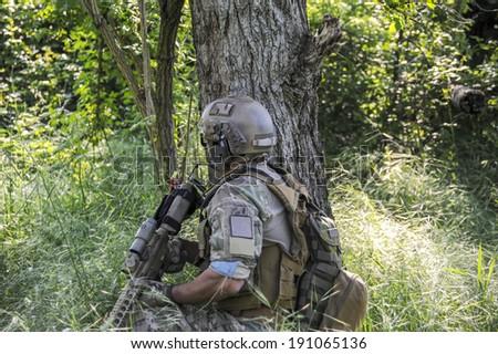 Military - stock photo