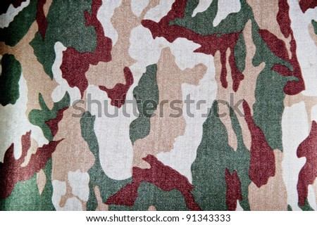 military pattern,backgrounds of fabric