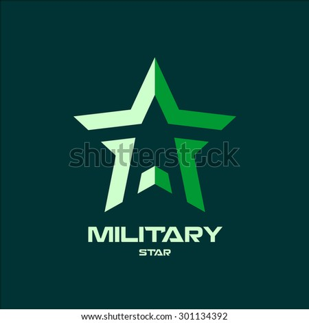 pixel art design star logo stock vector 312335306 shutterstock. Black Bedroom Furniture Sets. Home Design Ideas