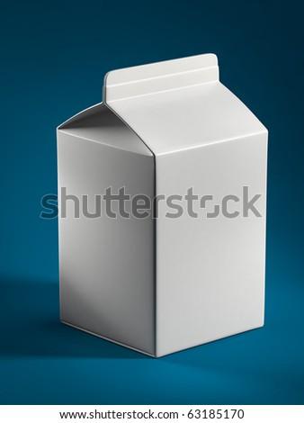 milk - stock photo