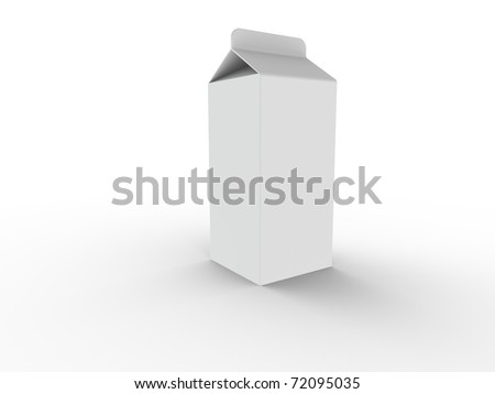 Milk Carton, copy-space