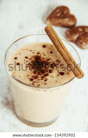 Milkshake  - stock photo