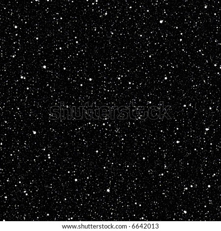Millions of Stars - stock photo